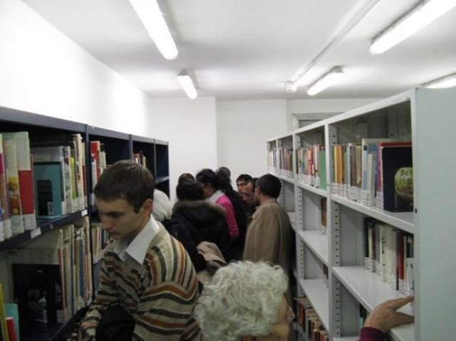 2 novembre 2010 - visita degli studenti stranieri di Villa Pallavicini
